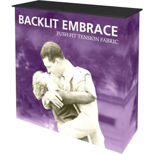 Embrace Backlit Counter