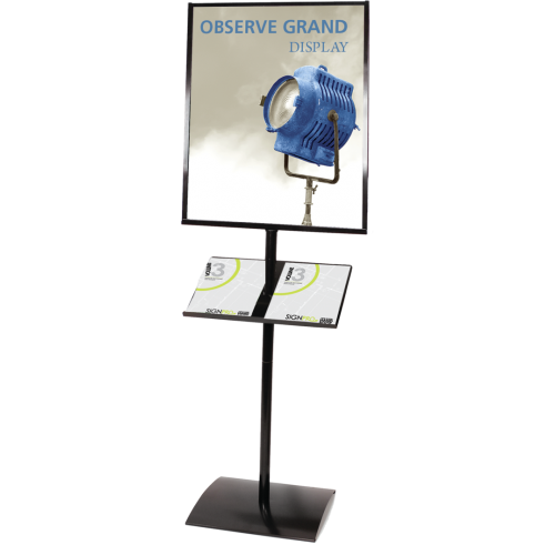 Observe Grand Sign Stand