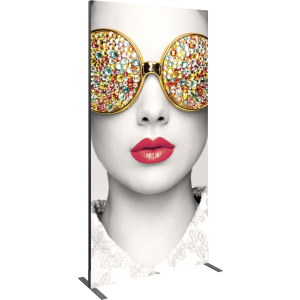 Vector Frame Rectangle 04 Fabric Banner Display